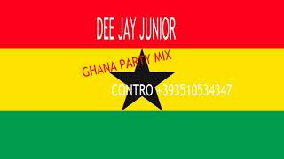 GHANA PARTY MIX