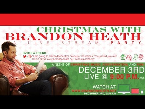 Christmas With Brandon Heath