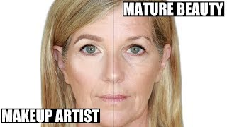 Makeup Artist VS Mature Beauty | Mature Makeup Dos & Don'ts