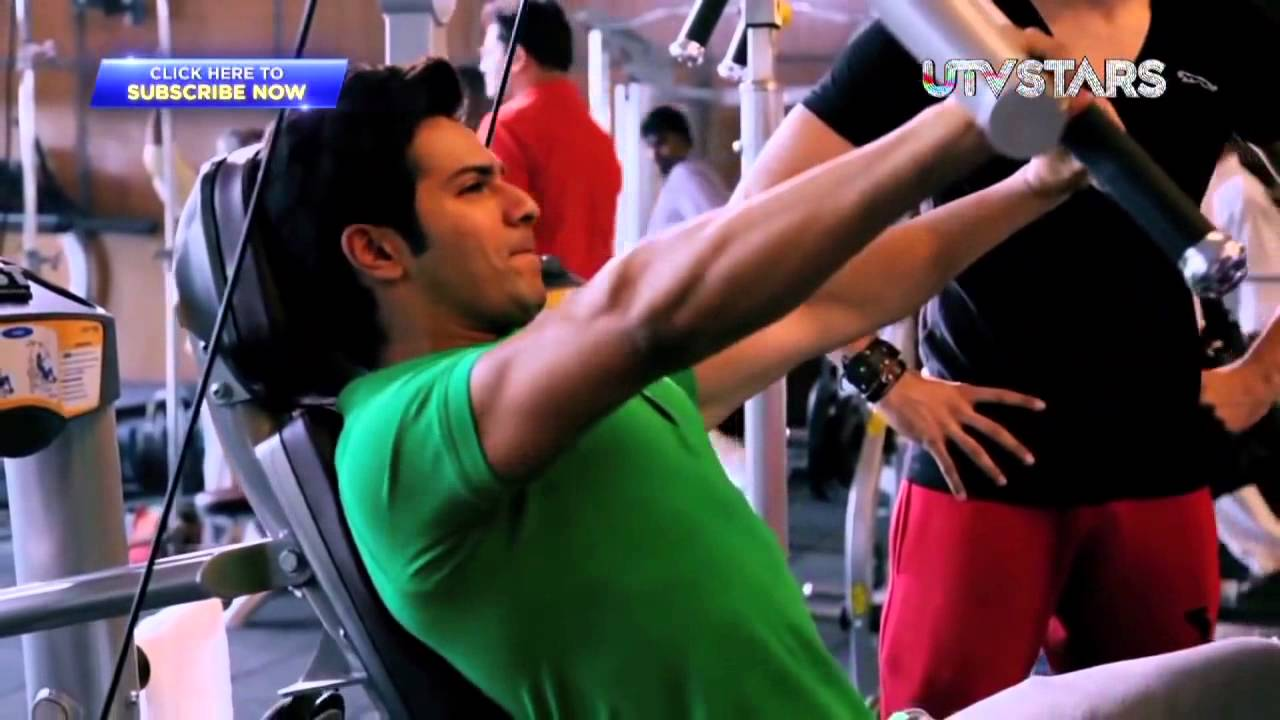 Extreme Six Pack Abs Workout With Varun Dhawan I Exclusive Utvstars