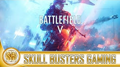 Battlefield V Deluxe Edition - Gameplay (BFV Deluxe Edition - New Update - Conquest)
