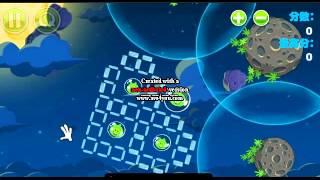 愤怒的小鸟 Angry Birds 10, 11, 12 Stages