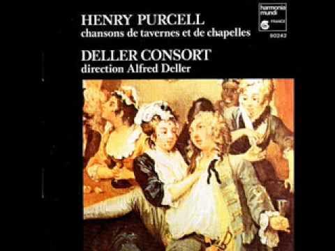 Henry Purcell - Deller Consort Direction Alfred Deller - Anthems Pour Soli, Chœurs, Cordes Et Orgue