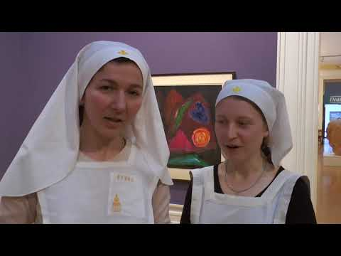 Exploring Russian history and painting religious icons