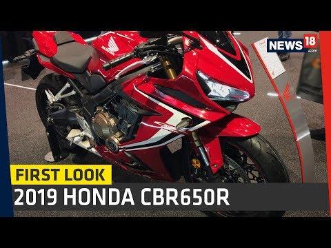 2019 Honda CBR650R First Look Review | EICMA 2018