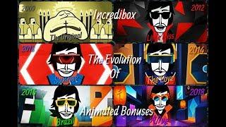�������� ���� Incredibox - The Evolution Of Animated Bonuses (V1 Up to V6) ������