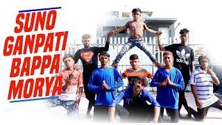 Suno Ganpati Bappa Morya | Judwaa 2 | Varun Dhawan | Jacqueline | Dance Choreography by Pravin