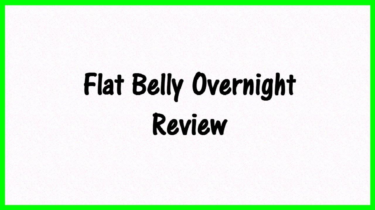 Flat Belly Overnight >> Flat Belly Overnight Review Flat Belly Overnight By Andrew Raposo