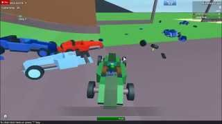 ~ROBLOX HIGH SPEED RACING~ crashing??