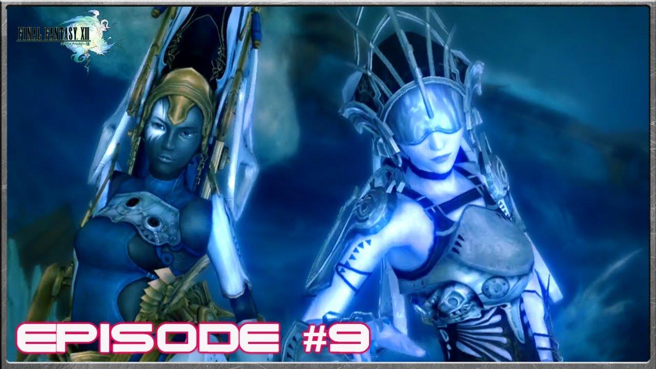 Final Fantasy 13 The Shiva Sister S Episode 9 Youtube