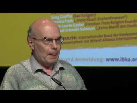 06 Gerhard Rampp - Trend of leaving communities of faith in germany