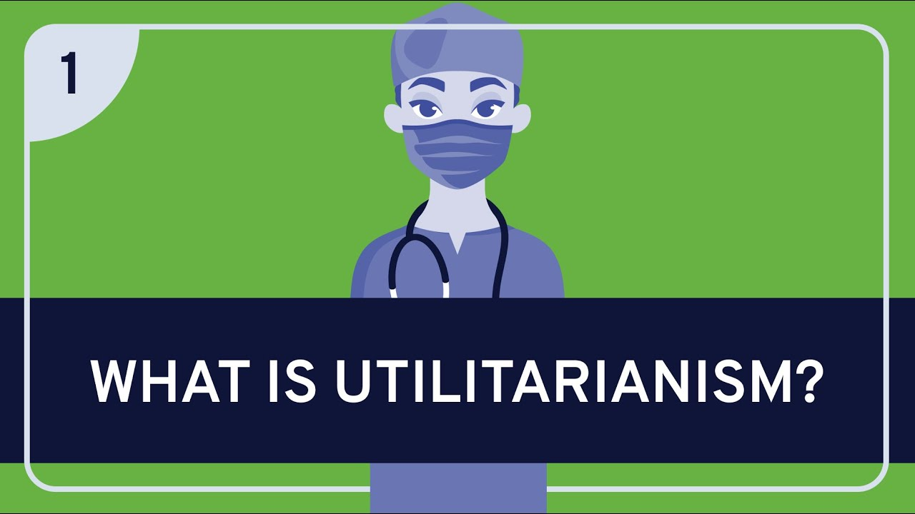 theory of utilitarianism The ethical theory of utilitarianism, the idea that we have to maximise the amount of utility, ie the maximise the amount of good in the world.