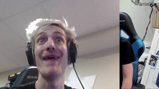 NINJA SHOWS HIS NEW SETUP! NEW MOUSE AND KEYBOARD (MAY 21 2018) OUTDATED
