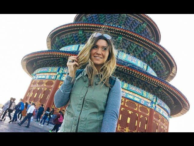 Getting around Beijing with Nadine