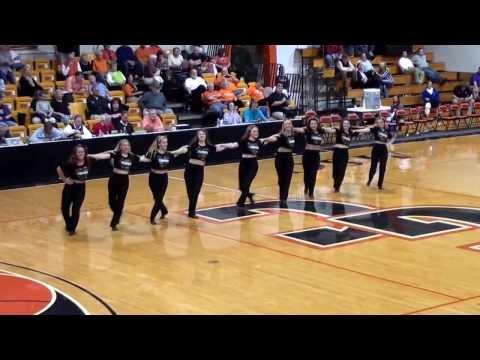 Georgetown College Dance Team 2013