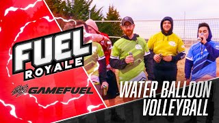 OPTIC WATER BALLOON WARFARE | Presented By MTN DEW® AMP® GAME FUEL®