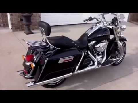 2012 harley davidson road king flhr youtube. Black Bedroom Furniture Sets. Home Design Ideas