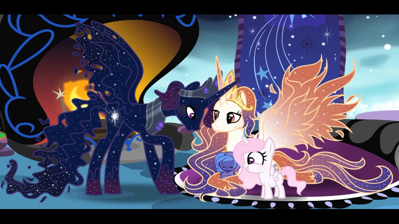 mlp celestia and luna parents - 1280×720