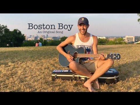 Boston Boy (Original Song) Tyler Conroy
