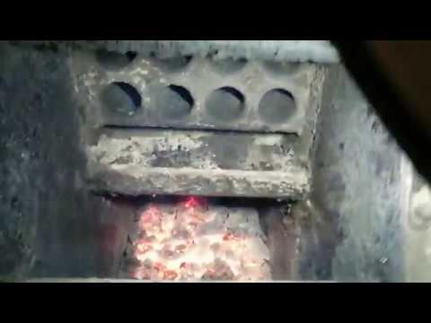 котёл ZOTA  Тополь 30квт, как топить и чистить