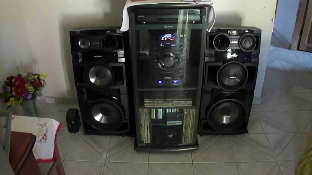 Sony Mhc-gtr88