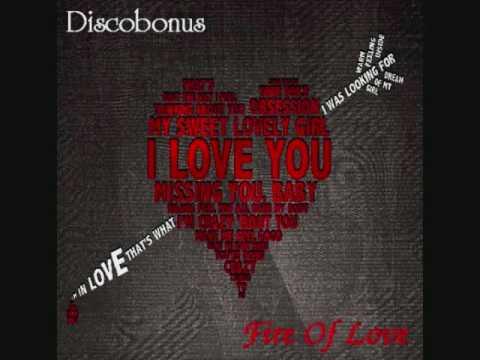 DISCO BONUS - Fire Of Love (Radio Edit)