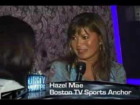 Hazel Mae On Dirty Water TV