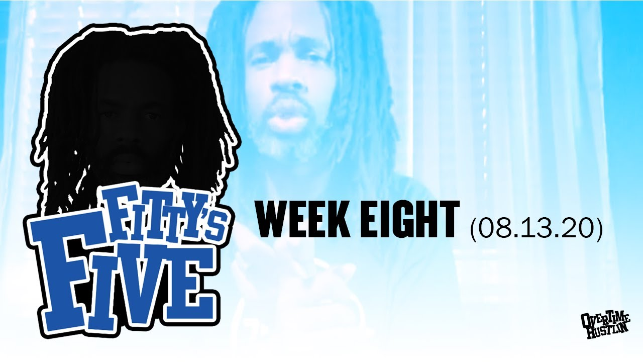 """Overtime Hustlin Presents """"Fitty's Five"""" (Week 8) Hosted by Fitty The Ceaser"""