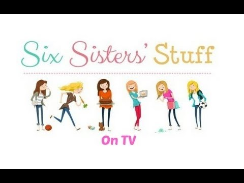 First time on TV | Six Sisters Stuff
