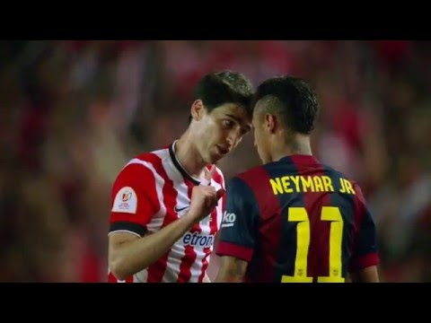Neymar vs Athletic Bilbao (Copa Del Rey Final 2015) HD 720p - English Commentary