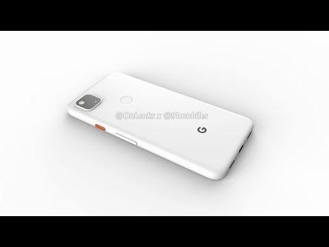 Google Pixel 4A: 360 degree renders EXCLUSIVE