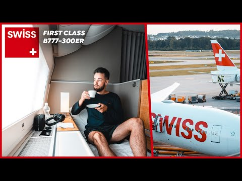 Swiss Airlines First Class Flight Review From Zurich To Singapore | Best First Class flight?