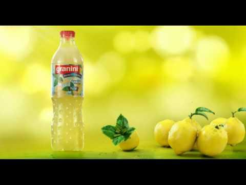 Granini Lemon Mint commercial 2012