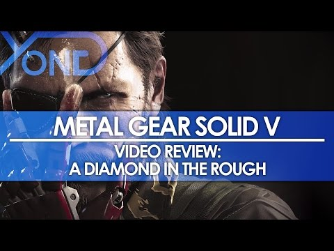 Metal Gear Solid V - Video Review: A Diamond in the Rough