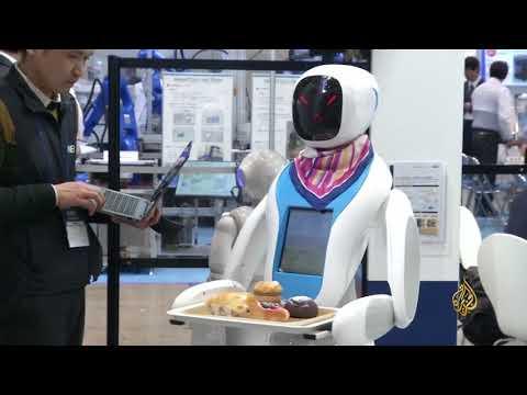 هذا الصباح- هل تنافس الروبوتات البشر بسوق العمل؟  - نشر قبل 2 ساعة