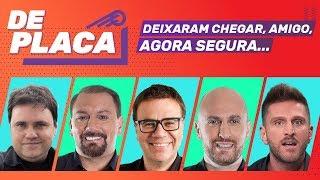DE PLACA com Alê Oliveira, Rodrigo Rodrigues, Guilherme Pallesi e Mauro Beting - Programa 1/3