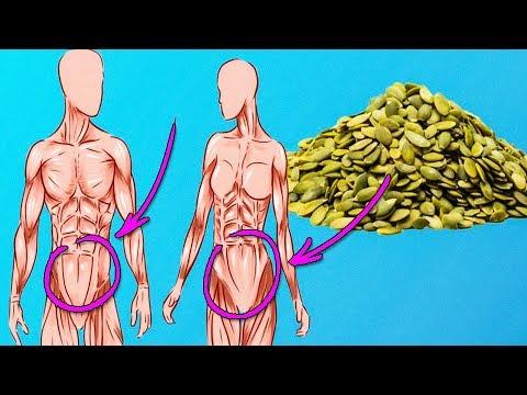Всего 2 ложки семян Тыквы в день, могут помочь навсегда Избавится от...