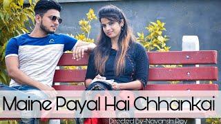 Maine Payal Hai Chhankai ( Reply version ) Funny Video Song - Falguni Pathak - Rawmats