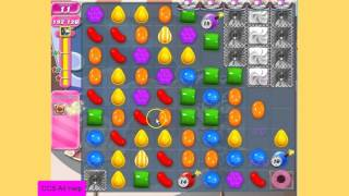 Candy Crush Saga Level 1466 NO BOOSTERS