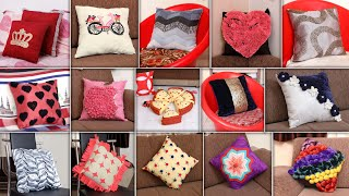 Old Clothes Reuse ! 15 Old to New Cushion Cover Making