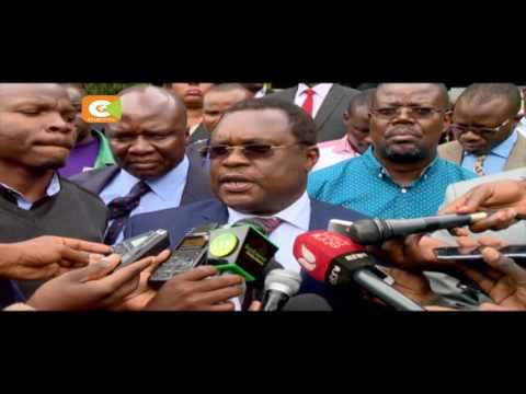 Governor Lusaka, Wangamati fined Ksh.1m each
