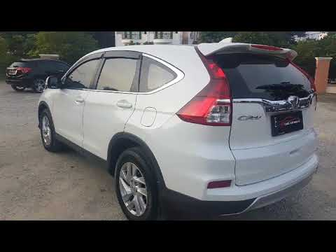 Honda crv manual 2016