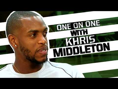 One-On-One: Khris Middleton