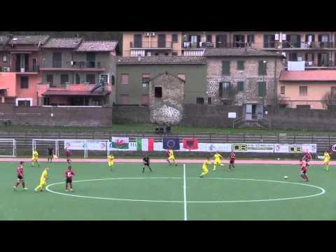 Roma Caput Mundi 2015: Albania 0 Welsh Colleges FA 1
