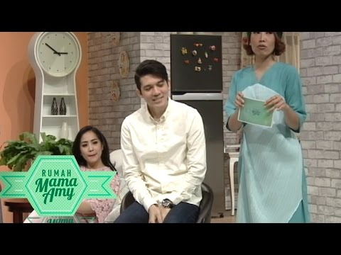 Ayu Dewi Ungkap Rahasia Irwansyah dan Zaskia Sungkar - Rumah Mama Amy (5/7)
