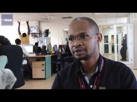 Oliver Mathenge on Assembly of State Parties interview