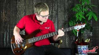 Electric Bass Guitar STAGG BC300