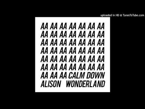 Sugar High (Feat. Djemba Djemba) - Alison Wonderland