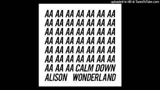 Sugar High Feat. Djemba Djemba Alison Wonderland.mp3