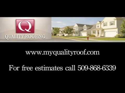 Quality Roofing In Spokane, WA - New Roof Installation, Roof Replacement And Roof Repair Services